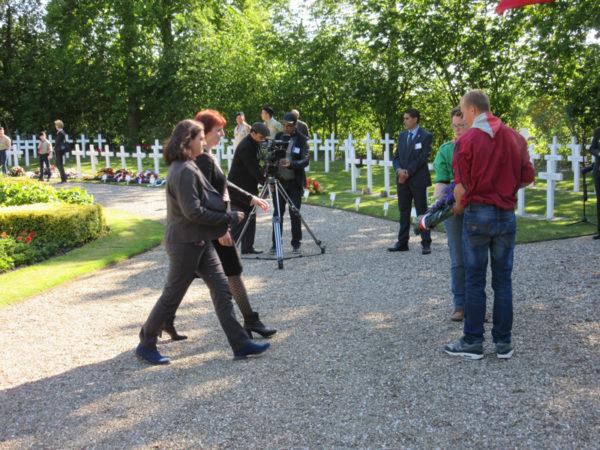 Commémoration de Kapelle et visite en Zélande