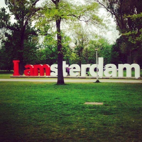 Un jour aux Pays-Bas, 31 mai «dag van het park»