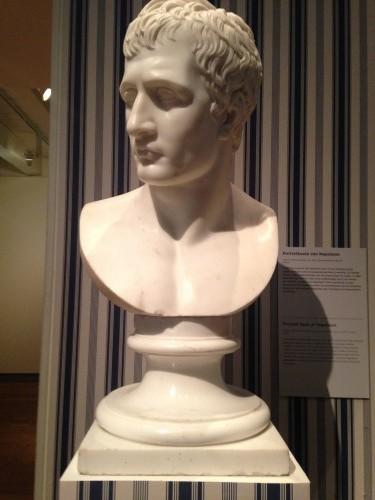 Alexander, Napoléon & Joséphine : une expo à ne pas manquer
