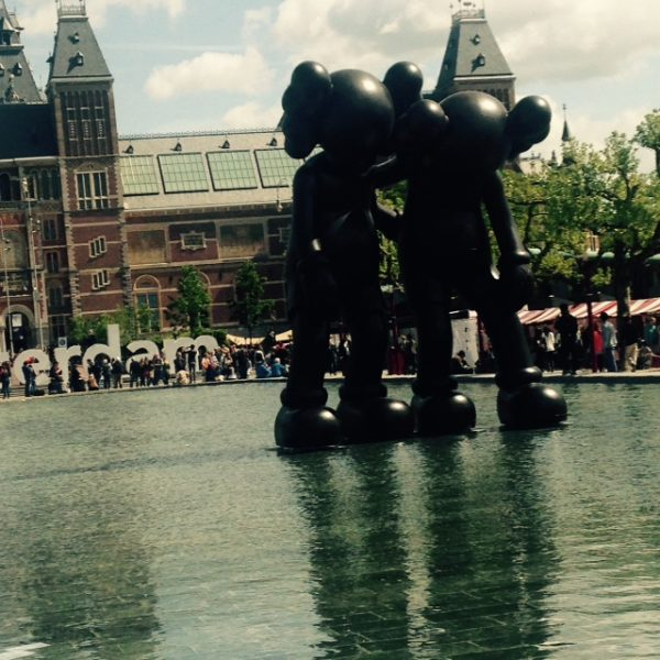Museummarkt : un marché artisanal au coeur d'Amsterdam