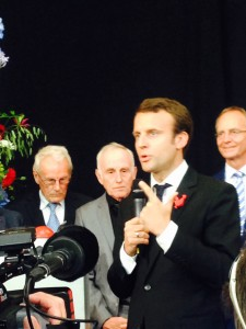 Discours Emmanuel Macron
