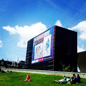 Matisse, une oasis au coeur d'Amsterdam