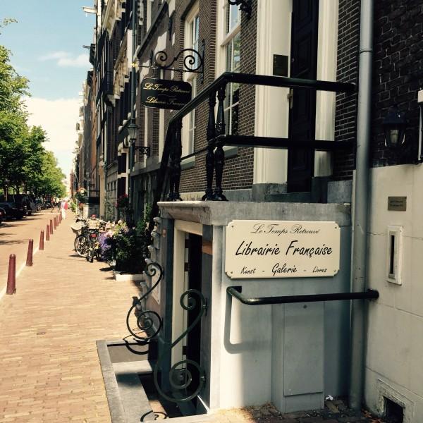 Le Temps Retrouvé jeunesse : le nouveau QG de la jeunesse française et francophone d'Amsterdam