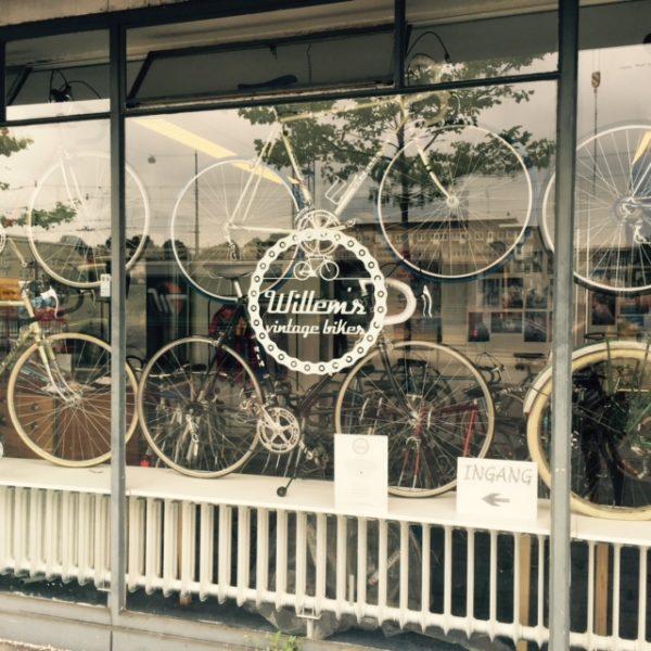 Willem's Vintage bikes : quand un jeune passionné devient entrepreneur