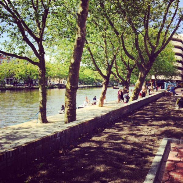Appeltjesmarkt : une nouvelle place au coeur d'Amsterdam