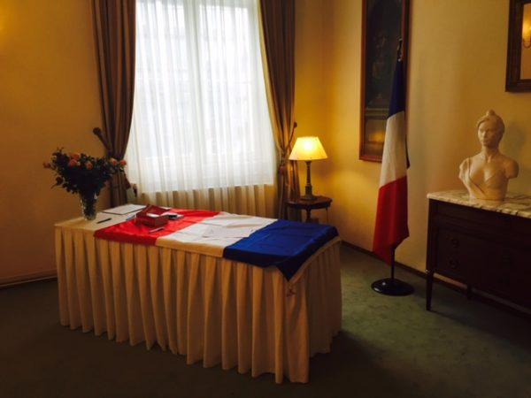 La France met à l'honneur, la France mise à l'honneur