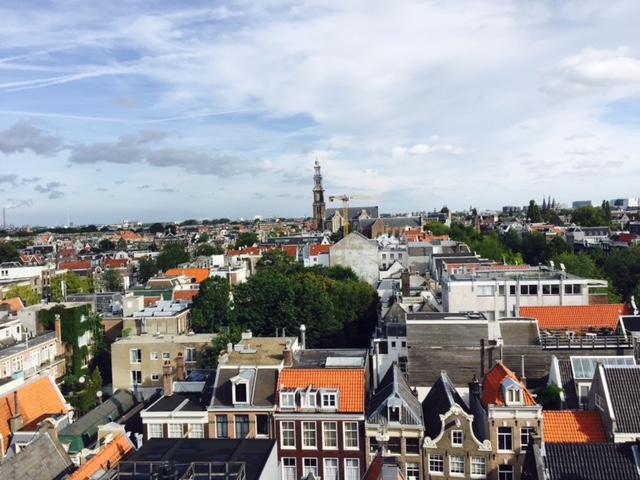 Prendre de la hauteur : la plus belle vue d'Amsterdam