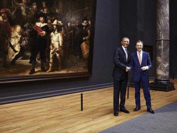 Wim Pijbes : démission du directeur-star du Rijksmuseum