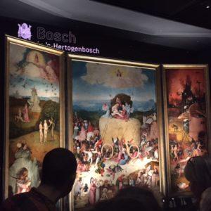 Jerome Bosch, Visions de Génie : l'exposition évènement