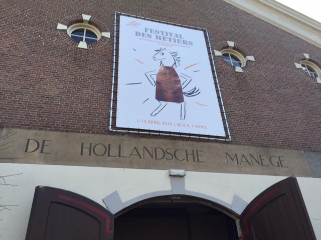 Expo Hermès au Hollandsche Manege : luxe, calme et volupté à Amsterdam