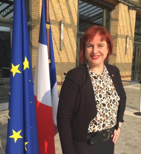RDV lundi 18 avril pour ma permanence à l'ambassade de France