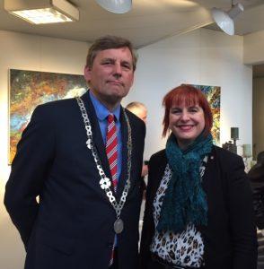 Avec Anton Stapelkamp