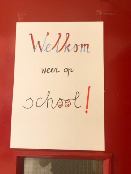 La rentrée des classes made in NL : à des années-lumière de la France