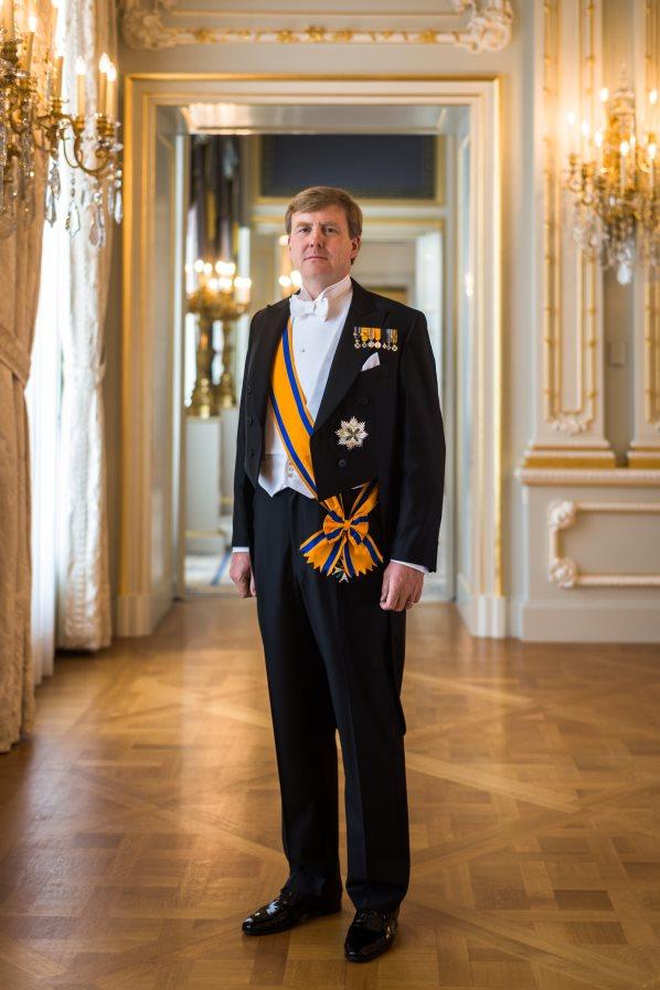Et si vous fêtiez votre anniversaire avec le roi des Pays-Bas ?