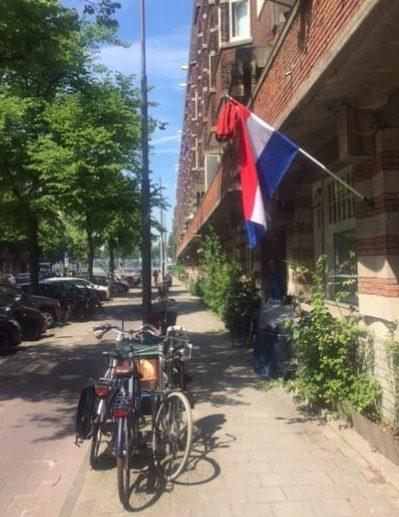 Hissez haut le drapeau néerlandais !