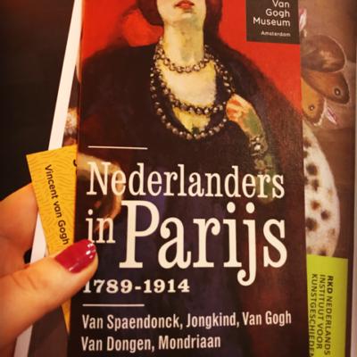 Nederlanders in Parijs Les Néerlandais à Paris : l'expo événement du Musée Van Gogh
