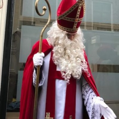 Surprise surprise : vive la Saint Nicolas !