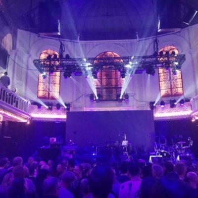 Le 14 février 2018 : le Paradiso Amsterdam redevient (presque) une église