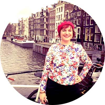 Hélène Degryse passionnée