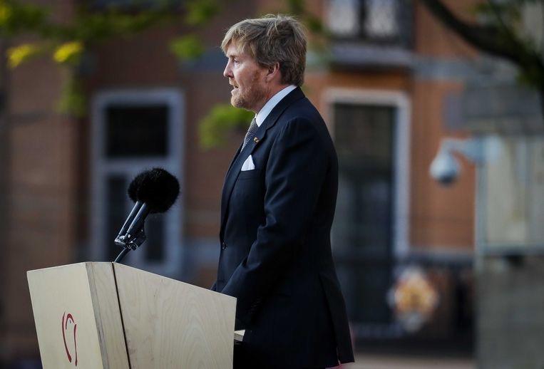 4 mai 2020 aux Pays-Bas : le discours du roi