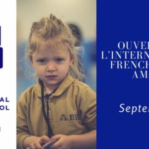 International French School d'Amsterdam : 1ère rentrée imminente