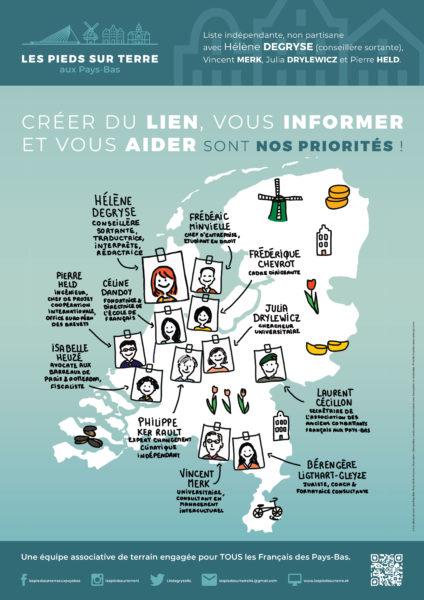 Read more about the article Scrutin consulaire aux Pays-Bas : quelques éléments de décryptage