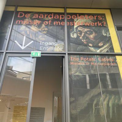 Vincent Van Gogh a la patate ! Nouvelle exposition autour des mangeurs de pommes de terre à Amsterdam.