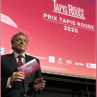 Tapis Rouge : plein feu sur le festival du film français d'Amsterdam